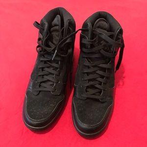 Nike Dunks Heels